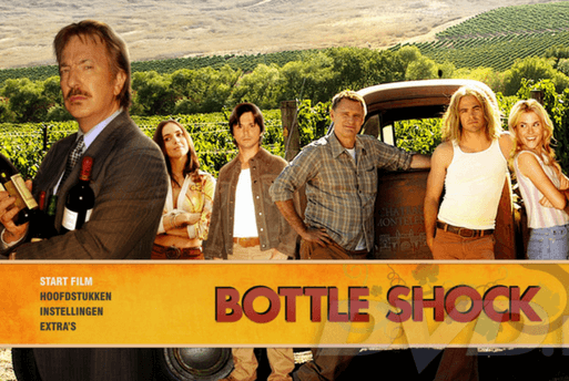 Wine Movies - Bottle Shock
