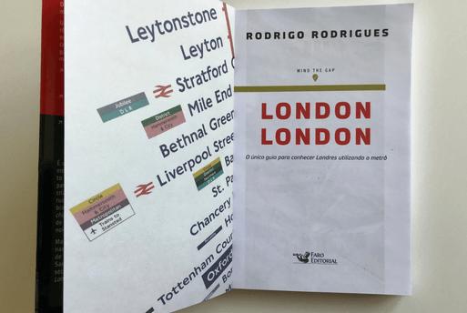 Guia de Viagem em Londres - Livro London London