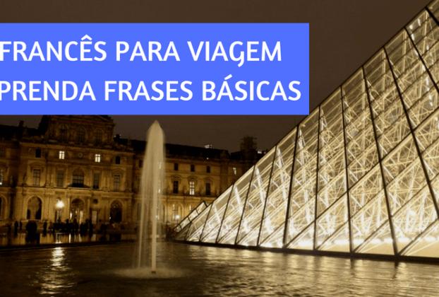 Francês básico para viajar   Blog 1001 Dicas de Viagem