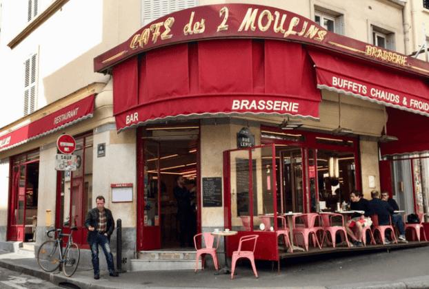 Café da Amélie Poulain - Café des 2 Moulains   Blog 1001 Dicas de Viagem