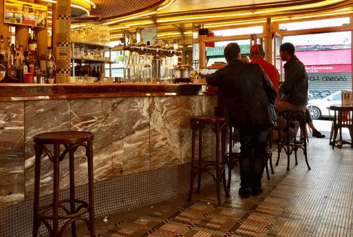 Café da Amélia Poulain - Café des 2 Moulains | Blog 1001 Dicas de Viagem