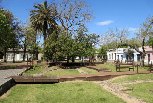 Ruínas em Colonial del Sacramento Uruguay - 1001 Dicas de Viagem