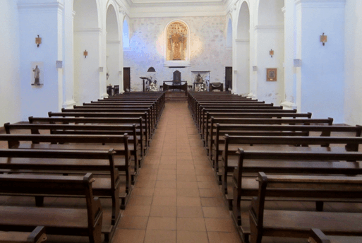 Basílica del Santísimo Sacramento - Colonia del Sacramento Uruguay