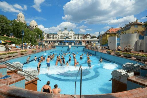 Rudas Furdö - Águas Termais em Budapeste - Melhores piscinas termais em Budapeste | 1001 Dicas de Viagem