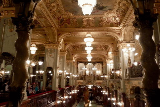 New York Cafe Budapest - The most beautiful coffee of the world