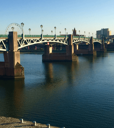 Melhores Bairros de Toulouse | 1001 Dicas de Viagem