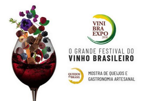 Festival de Vinho Brasileiro no Rio de Janeiro - ViniBraExpo