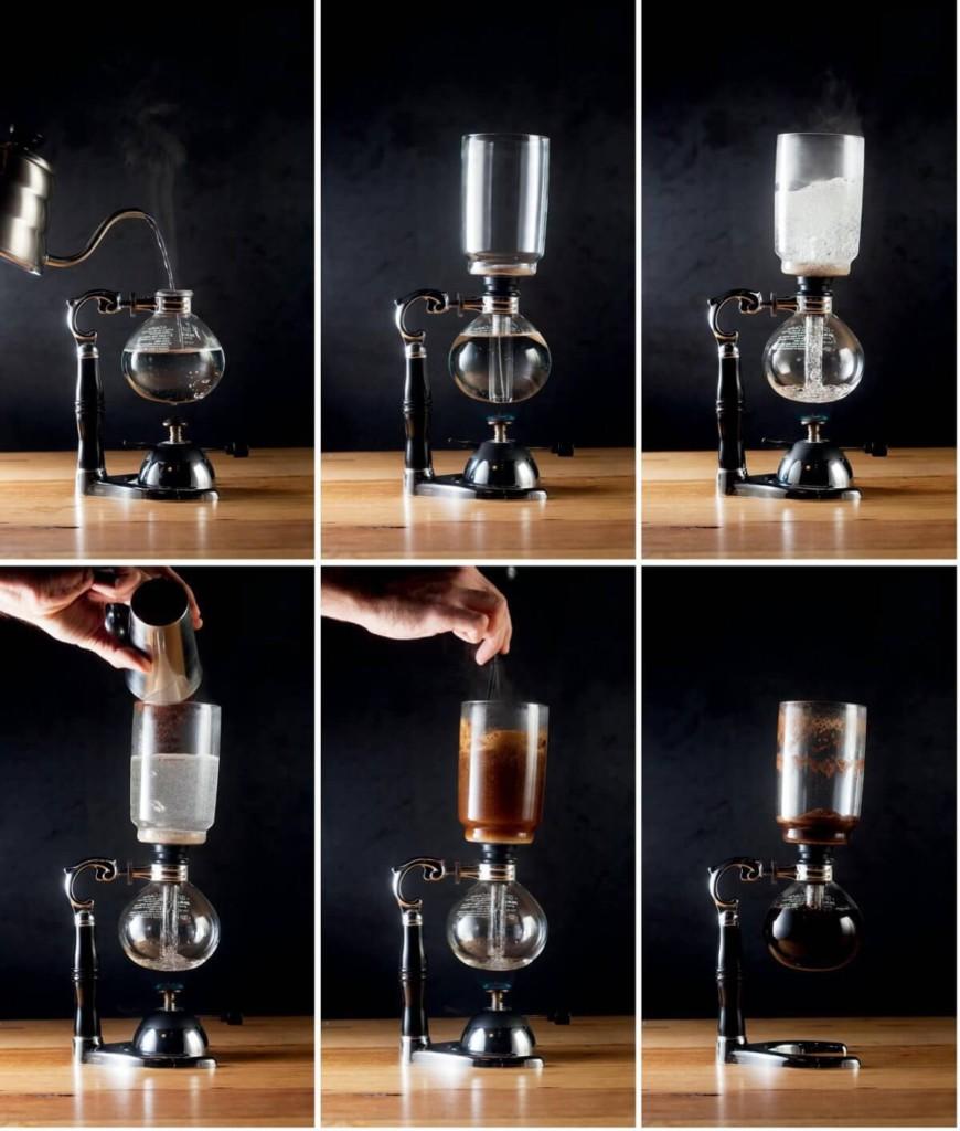 Coffee Siphon Instruction - Como preparar o café com sifão | 1001 Dicas de Viagem 2