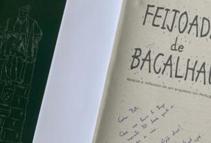 Livro Feijoada de Bacalhau – Relatos e reflexões de um brasileiro em Portugal | 1001 Dicas de Viagem