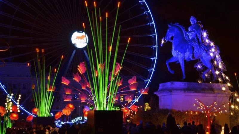 Fête des Lumières de Lyon - Festa das Luzes em Lyon | 1001 Dicas de Viagem