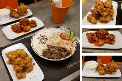 Mr. Jin Asian Food Moema Kpop Chicken | 1001 Dicas de Viagem
