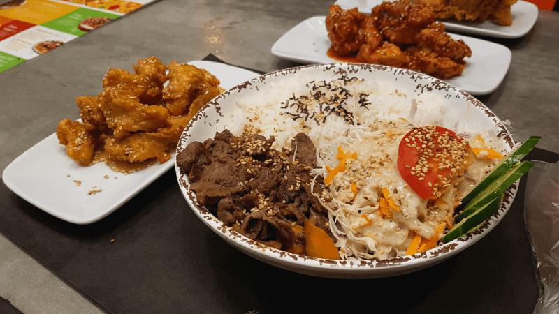 Bulgogi Mr. Jin Asian Food Moema Kpop Chicken | 1001 Dicas de Viagem
