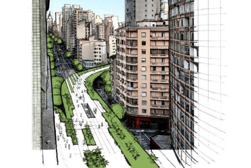Parque Minhocão Parque Suspenso em São Paulo | 1001 Dicas de Viagem