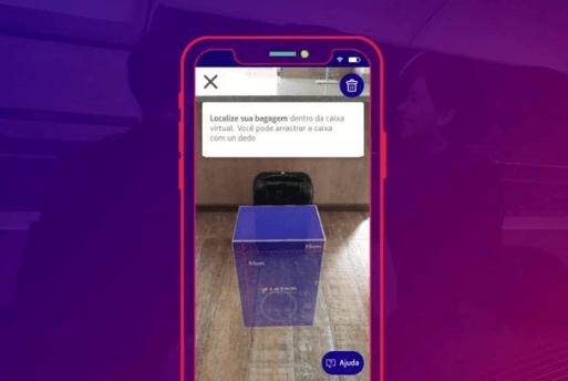 Augmented Reality - Bagagm de mão - Dicas de Viagem