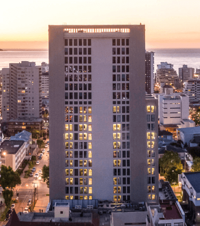 AccordHotel Novotel Viña del Mar Chile Santiago do Chile Hotel