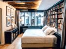 Hotel Paris - Paris Boutik: Suite La Librairie du Marais