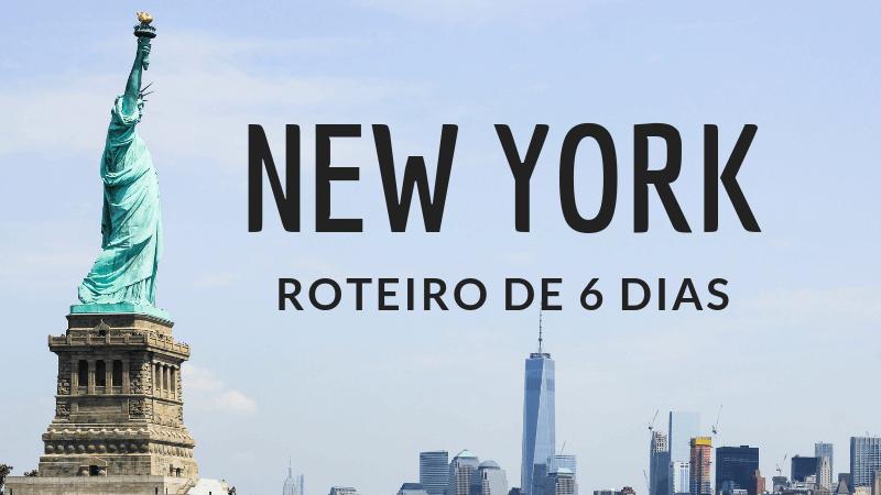 Roteiro de Viagem: 6 dias em Nova Iorque - New York Travel Guide | 1001 Dicas de Viagem