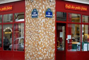 Le café des Petits Frères des Pauvres - O café mais barato de Paris