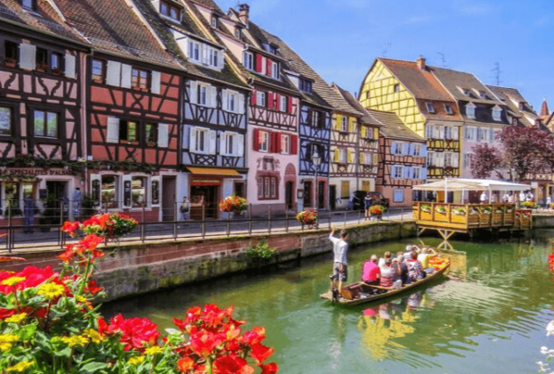 Guide Colmar Alsace France - 1001 Dicas de Viagem Travel Tips