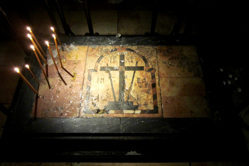 Crucificação de Jesus Cristo Jerusalém Terra Santa
