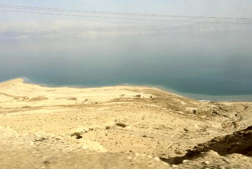 Flutuação no Mar Morto - Dead Sea Israel 3