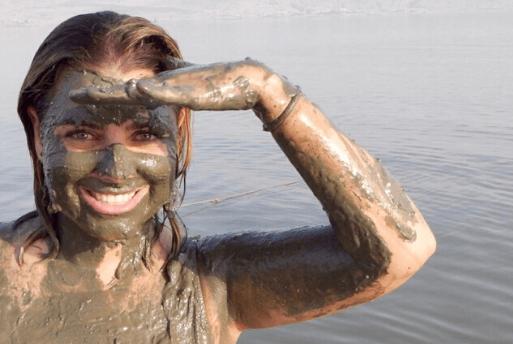 Flutuação no Mar Morto - Dead Sea Israel 6