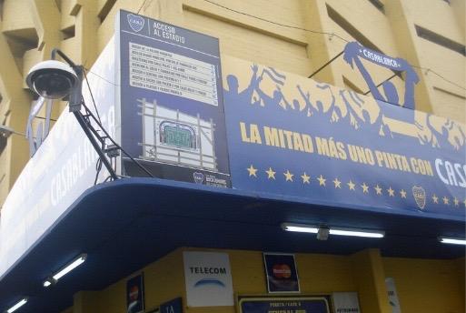 Ingresso para o jogo do Boca Juniors em Buenos Aires Partida no La Bombonera 1001 Dicas de Viagem