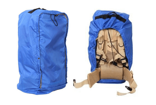 backpack rain protector Mochilão - Mochila cargueira - Backpack Travel 5