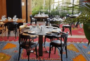 Roteiro em Lisboa - Onde comer em Lisboa - Restaurante Café Príncipe Real - Memmo Príncipe Real | 1001 Dicas de Viagem