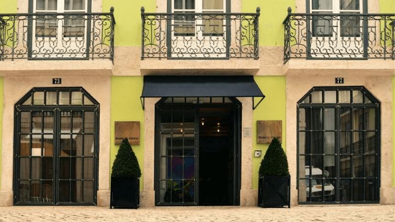 Brown's Central Hotel in Lisboa | Lisboa Travel Guide