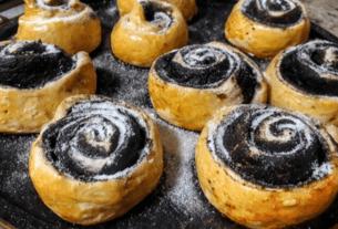 Receita de Kakaós Csiga - Receita húngara - Culinária Húngara - Hungarian Chocolate Rolls | 1001 Dicas de Viagem