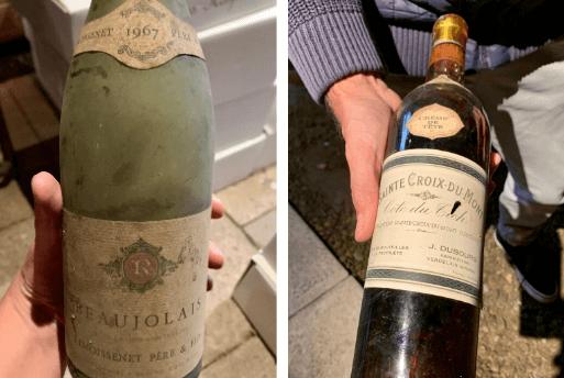 Roteiro na Borgonha Degustação de Vinhos da Borgonha Vinhos de Guarda Jean Claude Cara
