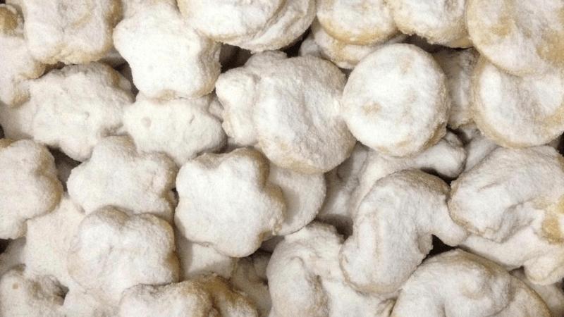 Receita de Biscoitos de Natal - Receita de Butterplätzchen | 1001 Dicas de Viagem