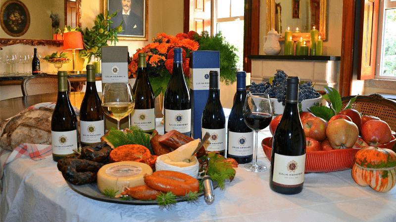 Organics Portugueses Wines - Julia Kemper Wines no Brasil