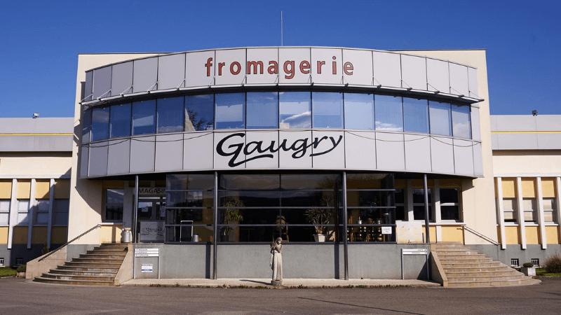 Roteiro na Borgonha: visita à Queijaria Gaugry na Borgonha - Fromagerie Gaugry Tourime en Bourgogne