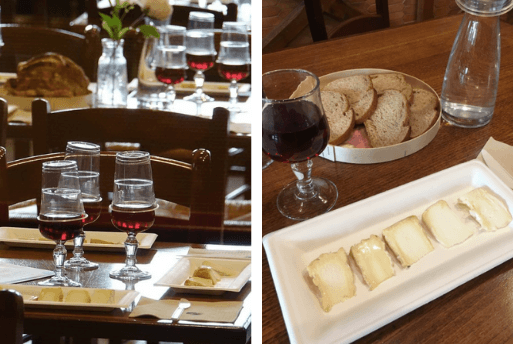 Guia na Borgonha: visita à Queijaria Gaugry na Borgonha - Fromagerie Gaugry Tourime en Bourgogne