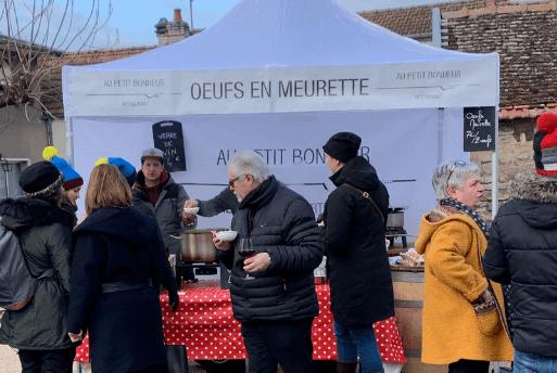 Vins de Bourgogne Saint Vincent Tournante - Découvrez la Bourgogne Ambassadrice de Bourgogne