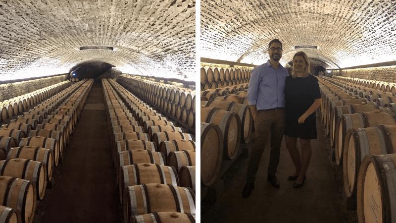 Vinhos da Borgonha Ambassadeur Bourgogne 1001 Dicas de Viagem - Visite Domaine Faiveley Nuits-Saints-Georges Vins de Bourgogne
