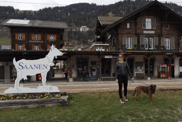 Gstaad Switzerland - Hotel Alpine Lodge Saanen